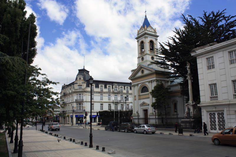 Punta Arenas, la patagonía chilena
