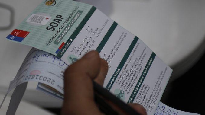 Campaña informativa sobre el Seguro Obligatorio de Accidentes Personales SOAP