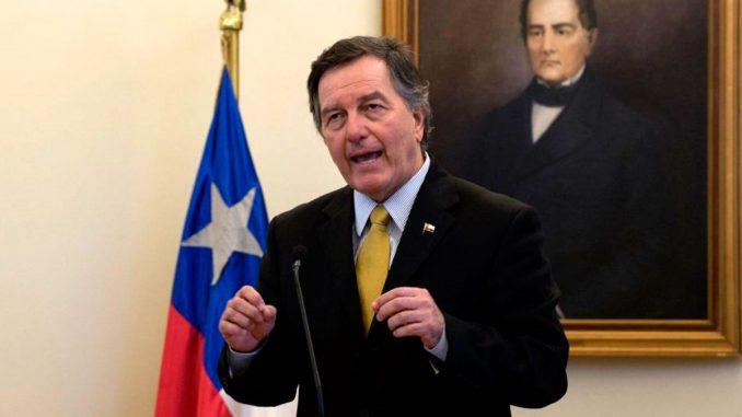 Chile carta Venezuela