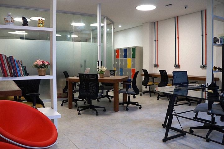 Colab Coworking