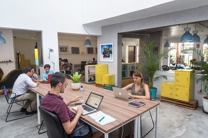 Residencia cowork