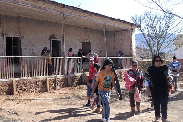Hacienda Ventanas y conflicto de aguas