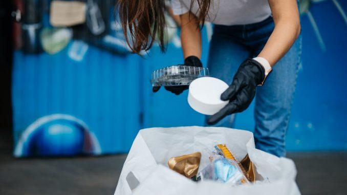 Utensilios no reciclables
